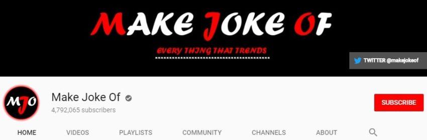 make-joke-of